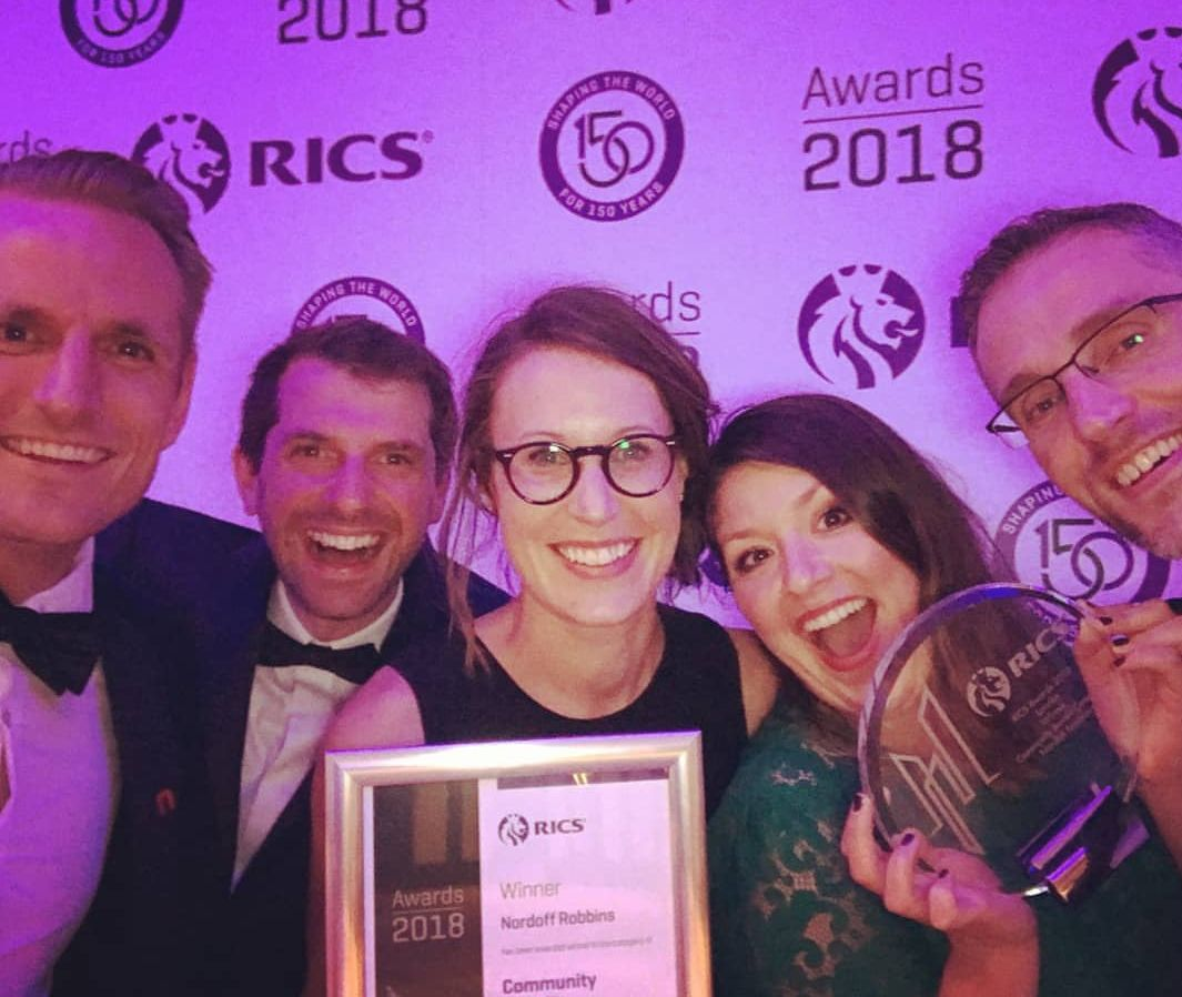 RICS Regional Award Category Community Benefit